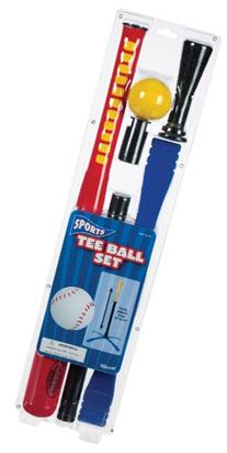 Toysmith Tee Ball Set