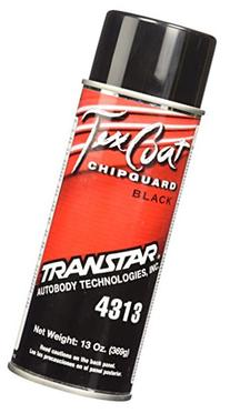Transtar 4313 Black Tex Coat - 13oz