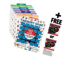 Travel Memory Game + FREE Melissa & Doug Scratch Art Mini-