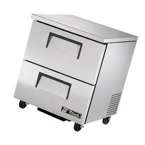 True TUC-27F-D-2-HC Undercounter Freezer-Series Solid
