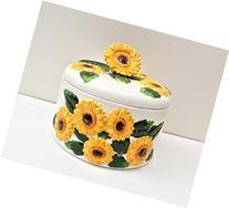 Sunflower Tortilla Warmer Holder
