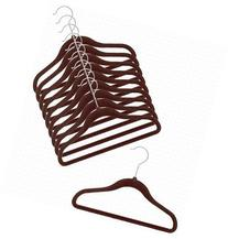 ULTRA-SLIM CHILDREN'S VELVET SHIRT/PANT HANGERS - SET OF 100