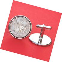 US 2002 Tennessee State Quarters Bu Unc Coins Cufflinks NEW