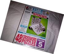USA Crosswords Crossword Companion Refill - 48 Crossword