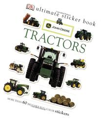 Ultimate Sticker Book: John Deere: Tractors