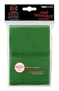 Ultra-Pro Sleeves: New Standard Green Deck Protectors