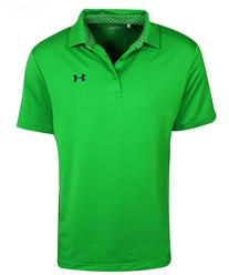 Under Armour Golf- Scripting Playoff Solid Polo
