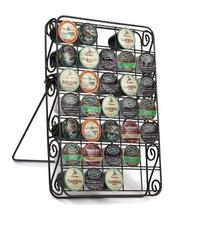 Universal K-cup Storage Rack 35 Capacity Can Be Used on