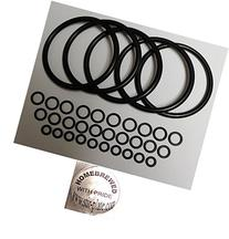 Universal Kegco type O-Ring Five Gasket Sets for Cornelius
