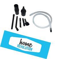 Home Revolution Mini Micro Tool Attachment 8-Piece Set for