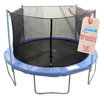 Upper Bounce 12' Trampoline Replacement Enclosure Exercise