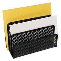 -- Urban Collection Punched Metal Letter Sorter, 6 1/2 x 3 1