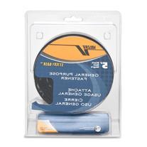 """Velcro - Tape Dispenser, 3/4""""x5' Tape, Black, Sold as 1 Each"""