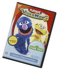 Videonow Jr. Personal Video Disc: Sesame Street #4
