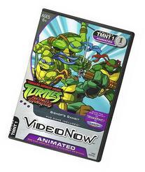 Videonow Personal Video Disc: Teenage Mutant Ninja Turtles