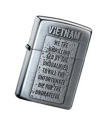 Vietnam veteran lighter - WE THE UNWILLING VIETNAM VETERAN