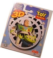 View Master-Fisher Price View-Master 3D Reels Toy Story