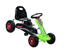 Vroom Rider Speedy Pedal Go-Kart Ride Ons with Pneumatic