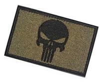 WZT Lot Military Embroidered Patche Velcro Morale Patches
