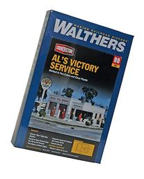 Walthers Cornerstone Series Kit HO Scale Al's Victory