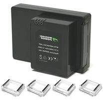 Wasabi Power Extended Battery for GoPro HERO3, HERO3