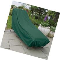 Weather Wrap Wicker Chaise Cover