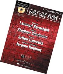 West Side Story For Trombone Instrumental Play-Along