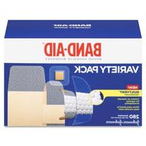 Wholesale CASE of 10 - Johnson Band Aid Variety Pack-Band