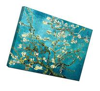 Wieco Art - Almond Blossom Modern Framed Floral Giclee
