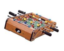 "Wooden Classic Mini Table Top Foosball  Game Set - 20"" by"