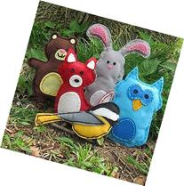 Craftster's Sewing Kits Woodland Animals Craft Educational