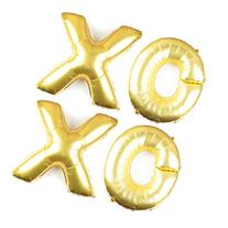 XOXO Balloons Huge 40 Inch Letters Wedding or Engagement