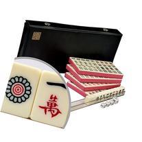 "Chinese Mahjong  Travel Game Set - ""Mini"