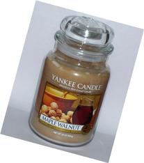 Yankee Candle Maple Walnut 22 oz Jar Candle