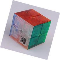 Yj Moyu Lingpo 2x2x2 Magic Cube Clear