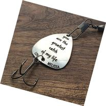You are My Greatest Catch Husband Fishing Lure Husband Gift