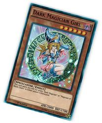 Yu-Gi-Oh! - Dark Magician Girl  - Yugi's Legendary Decks -