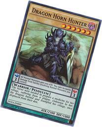 Yu-Gi-Oh! - Dragon Horn Hunter  - Duelist Alliance -