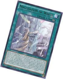 Yu-Gi-Oh! - Mausoleum of White  - Shining Victories - 1st