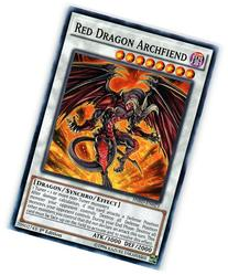 Yu-Gi-Oh! - Red Dragon Archfiend  - High-Speed Riders - 1st