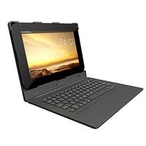 ZZAGG Folio Case, Hinged with Bluetooth Keyboard for Android