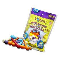 ZORBZ Self-Sealing Water Balloons 50 Count