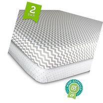 Ziggy Baby Pack N Play Playard Sheet Set Fitted Jersey Knit