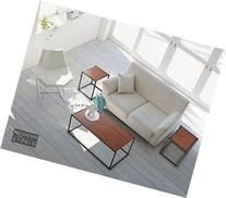 Zinus Modern Studio Collection Classic Rectangular Coffee