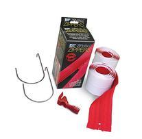 ZipWall HDAZ2 Heavy-Duty Zipper for Dust Barriers, 2-Pack