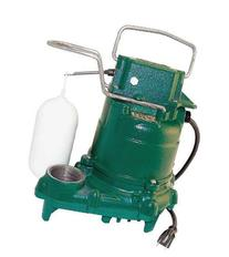 Zoeller M53 Mighty-mate Submersible Sump Pump, 1/3 Hp