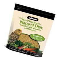 ZuPreem Natural with Added Vitamins, Minerals, Amino Acids