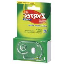 Zyrtec Allergy 10 mg Tablets, Blister Pack 3 ea