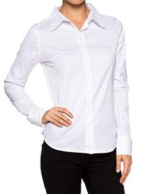 A.S Classic Stretchy Cotton Long Cuff Sleeve Button Down Y
