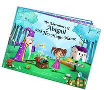 A Clever Personalized Children's Book - 100% Unique - Custom